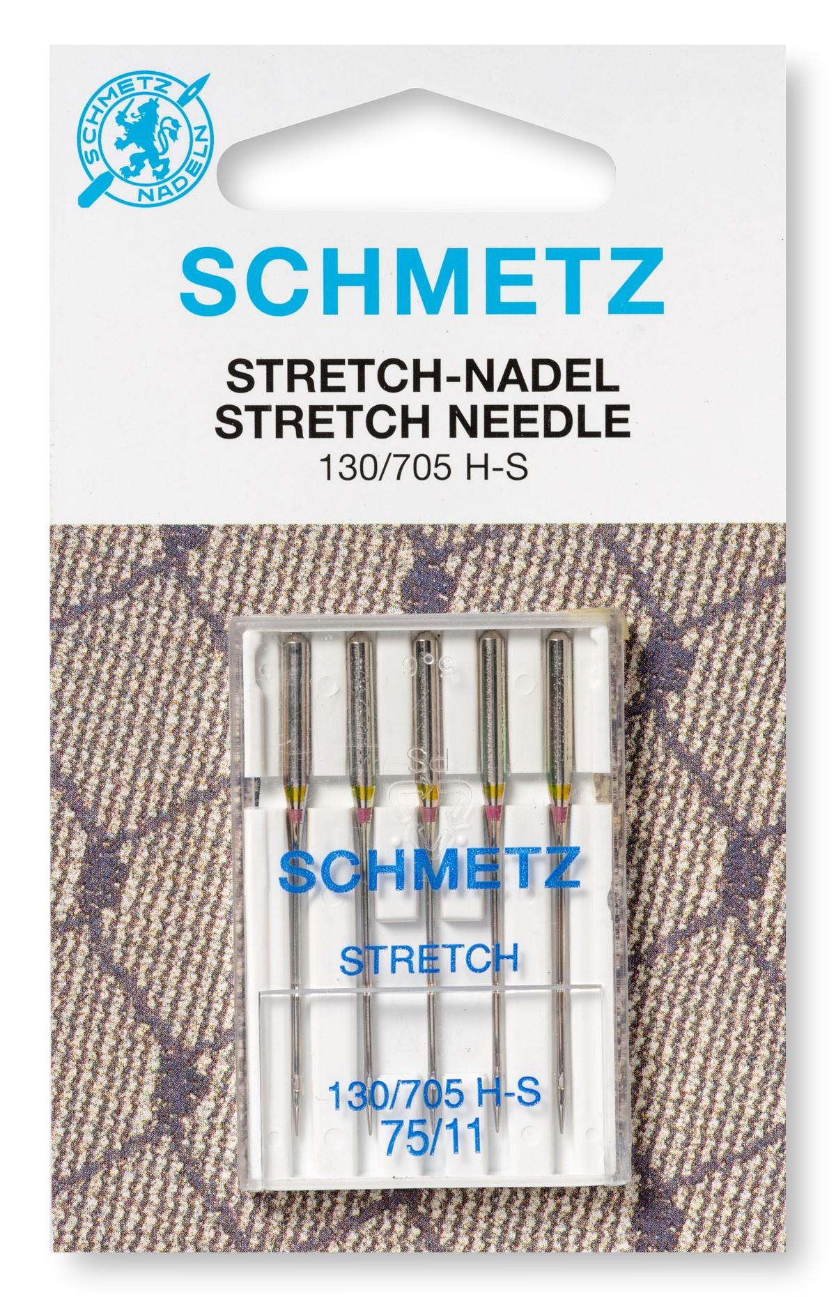 SCHMETZ Stretch Sewing Machine Needles Size 11